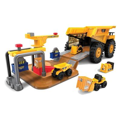 Fold Out Dump Truck Play Set