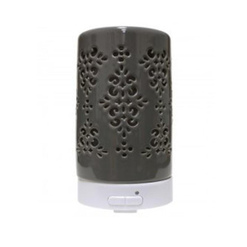 Vintage Gray Ultrasonic Diffuser