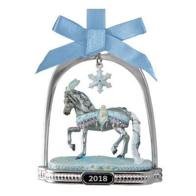 Celestine 2018 Stirrup Ornament