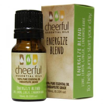 Wellness Blend Cheerful Essential Oil
