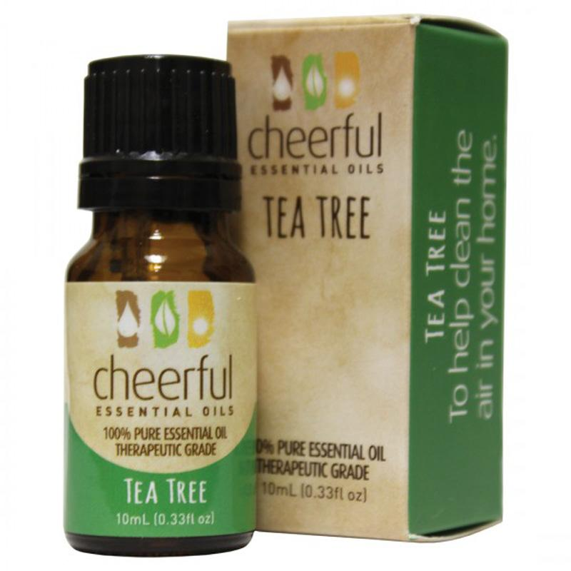 Tea Tree Cheerful Essential Oil