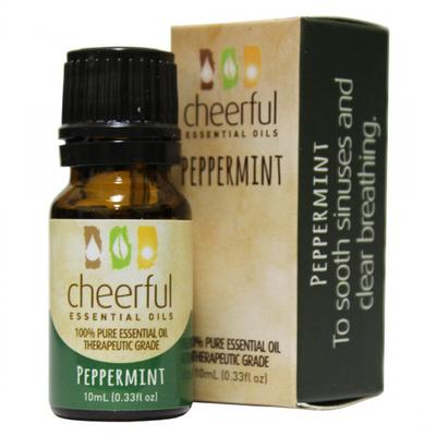 Peppermint Cheerful Essential Oil