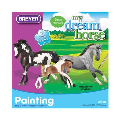 My Dream Horse - Horse Family Painting Kit