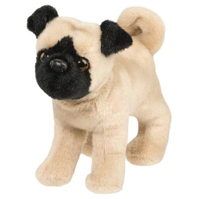 Bo Pug Stuffed Toy Dog
