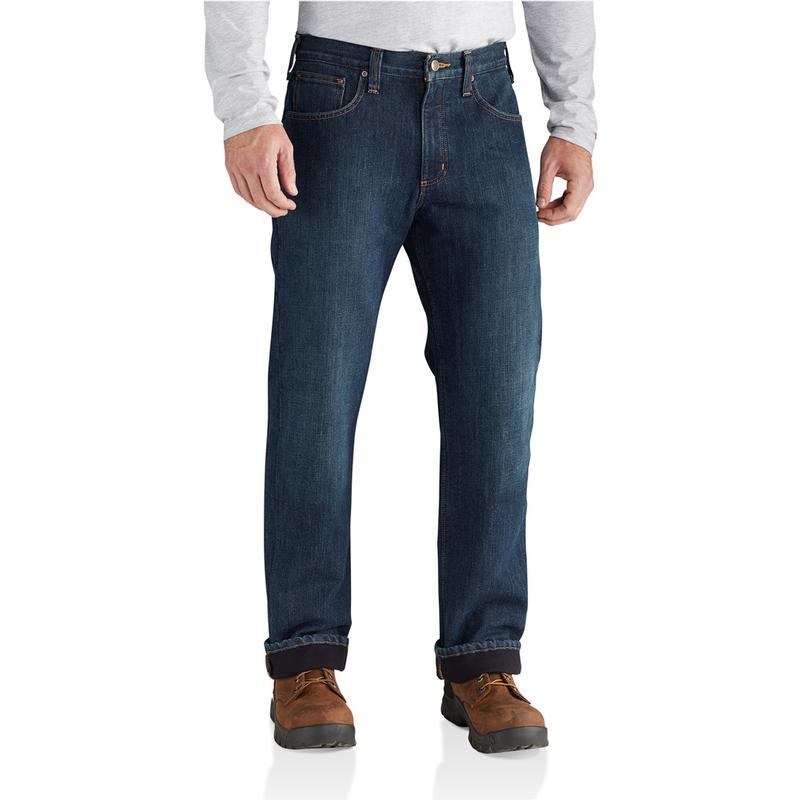 Men's Relaxed- Fit Holter Jean/Fleece- Lined