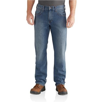 Men's Rugged Flex Relaxed Fit Straight Leg Jean