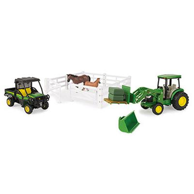Big Farm John Deere Hobby Farmer Set