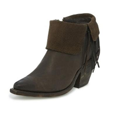 Reba Hope Espresso Womens Boot