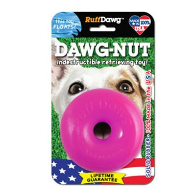 Dawgnut Rubber Retrieving Toy