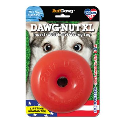Dawgnut Rubber Retrieving Toy - XL