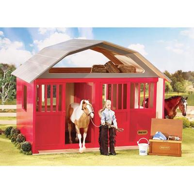 Two-Stall Barn