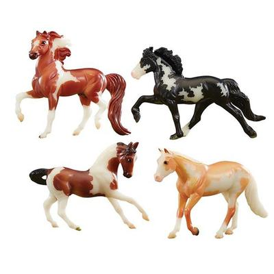 Stablemates Glow in the Dark 4-Horse Set