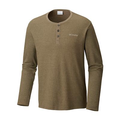Mens Ketring Graphic Long Sleeve Shirt
