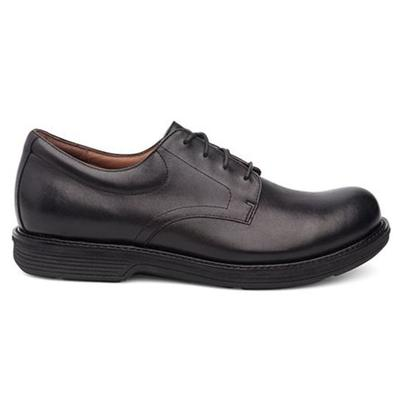 Josh Black Antiqued Shoe