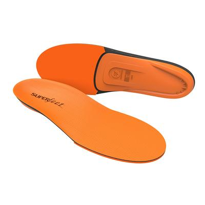 Mens Orange Insole