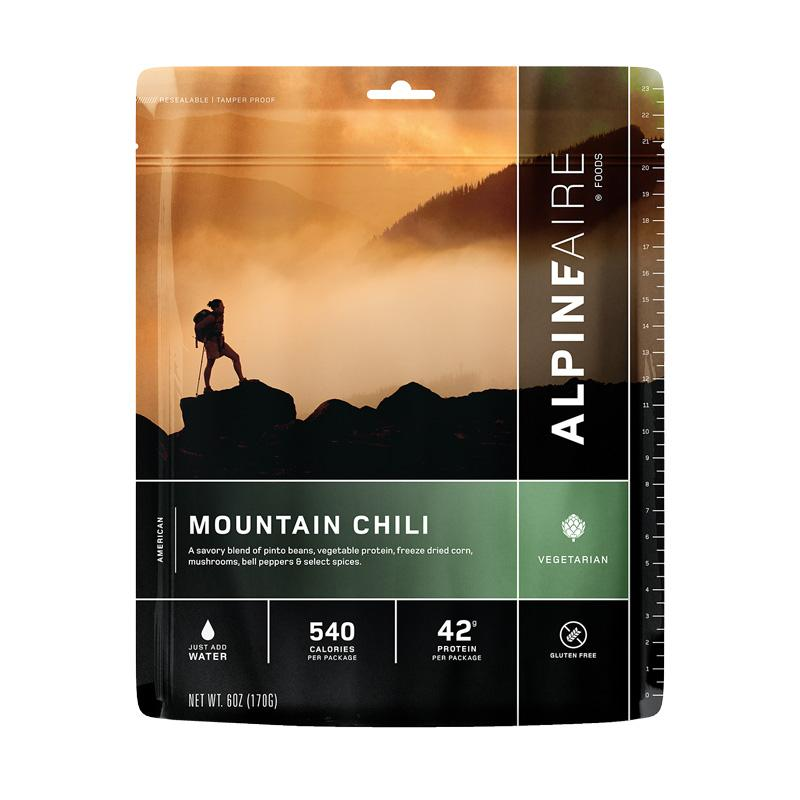 Mountain Chili Entree
