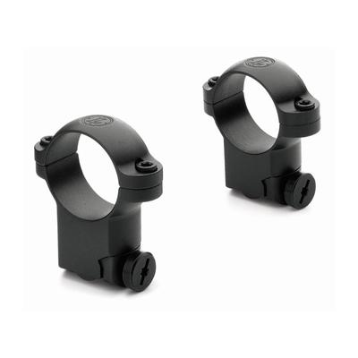 RINGMOUNT RUGER M77 1-IN HIGH MATTE