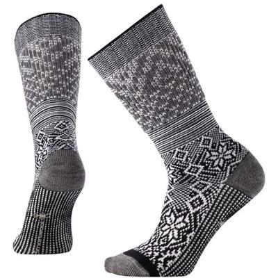 Popcorn Cable Knee High Sock F18