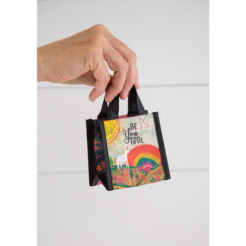 Unicorn Beyoutiful Tiny Recycled Bag