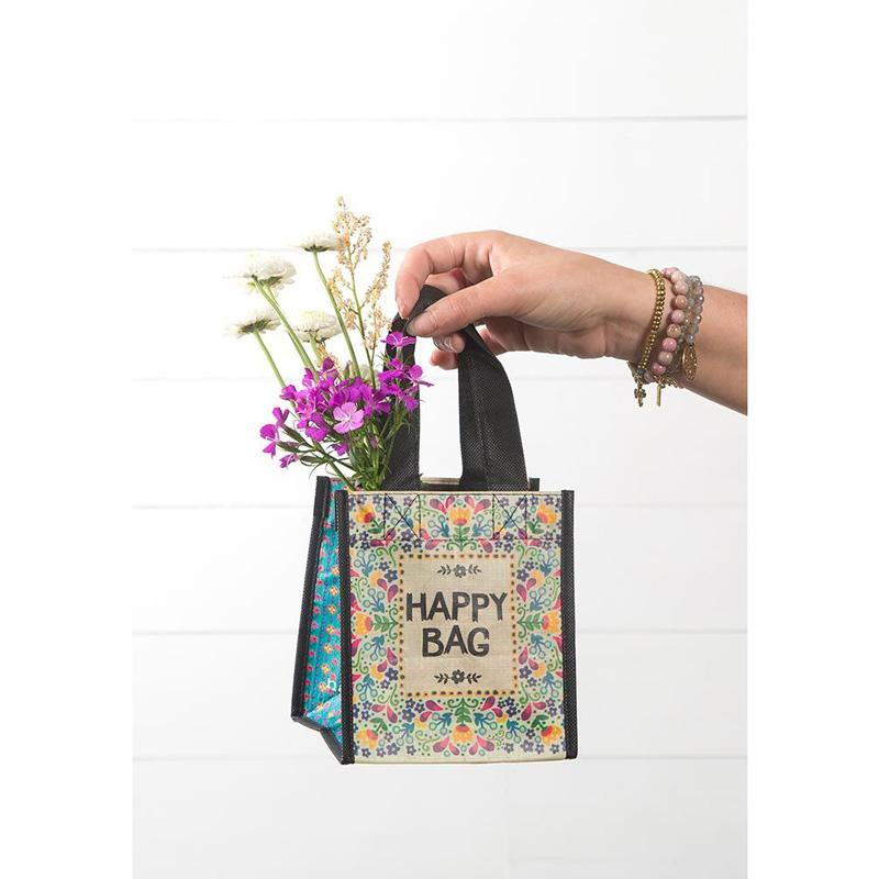 Happy Bag ™ Small Recycled Bag