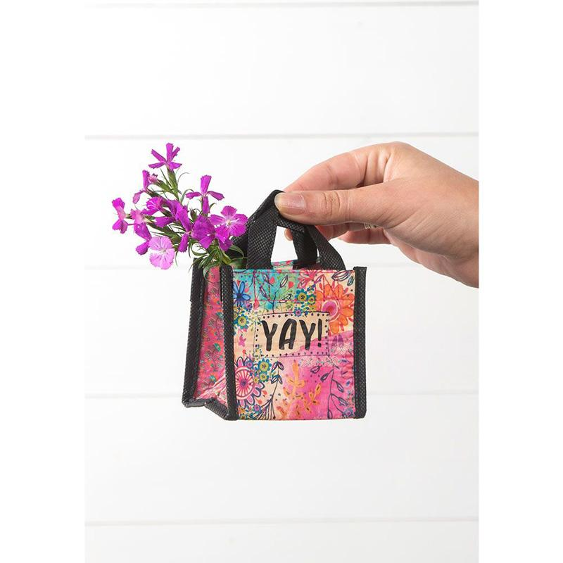 Yay! Tiny Recycled Bags