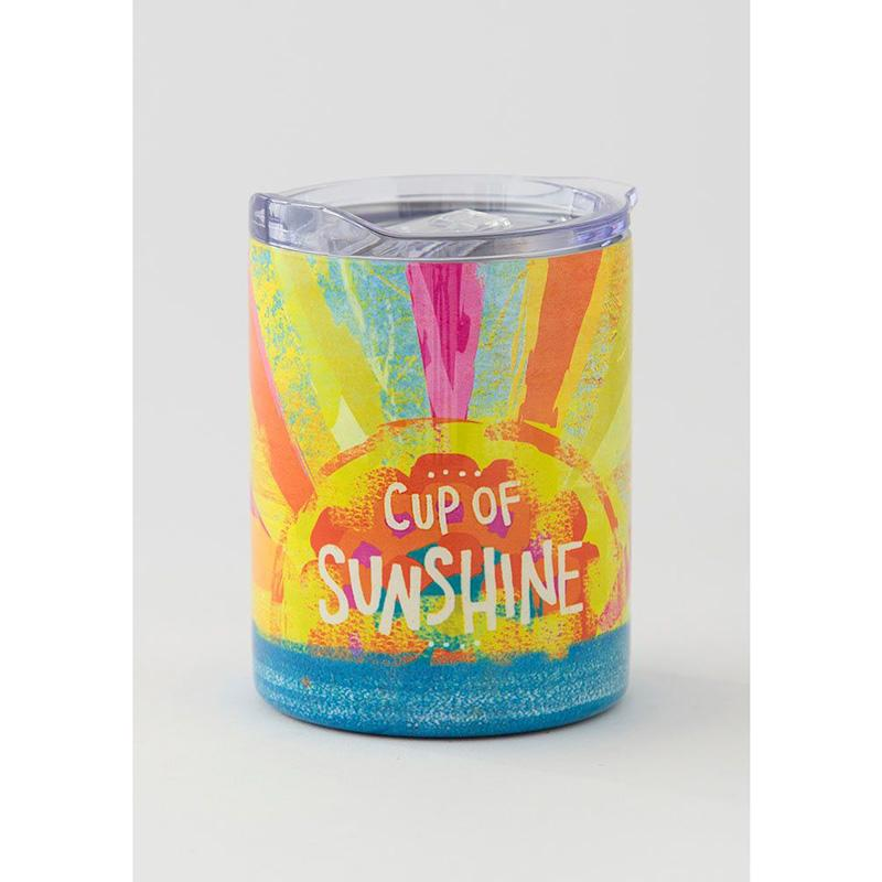 Cup Of Sunshine Lowball Tumblers