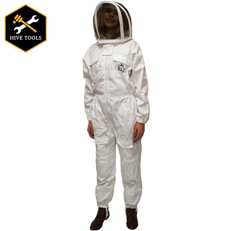 Protective Suit For Beekeeping