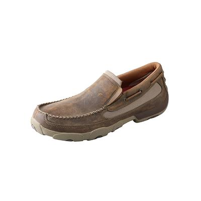 Men's Slip-on Driving Moccasins