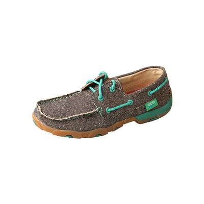 Women's ECO Driving Moc D Toe