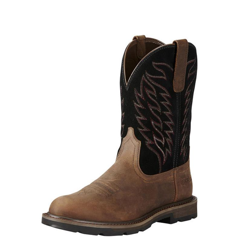 Men's Groundbreaker Work Boot