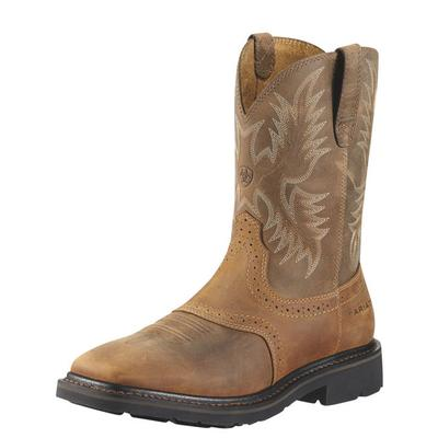Men's Sierra Steel Toe Work Boot