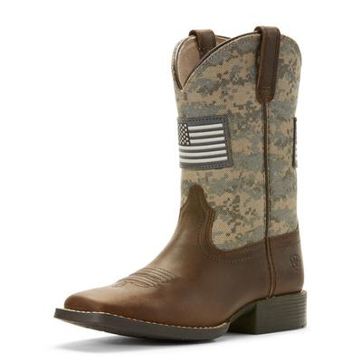 Kid's Patriot Western Boot