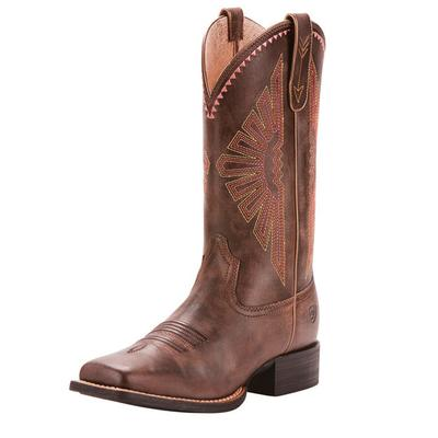 Women's Round Up Rio Western Boot