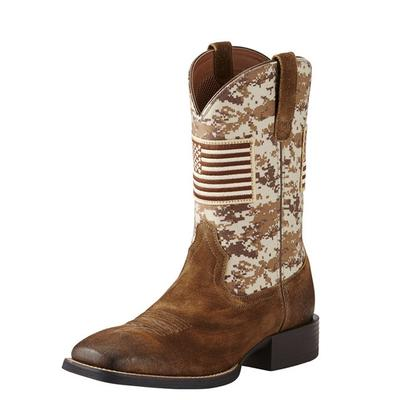 Men's Sport Patriot Western Boot