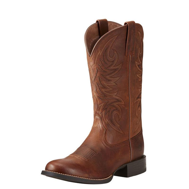 Men's Sport Horseman Western Boot