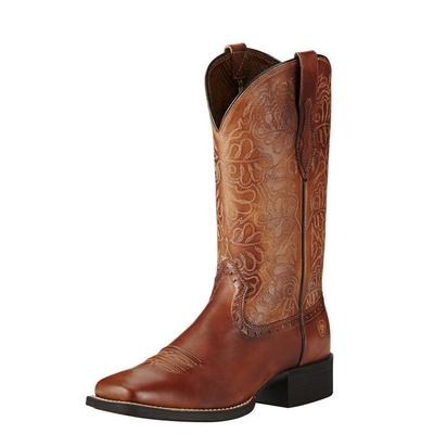 Women's Round Up Remuda Western Boot