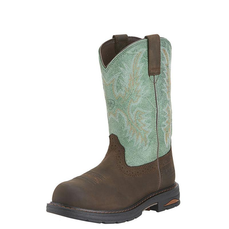 Women's Tracey Waterproof Composite Toe Work Boot