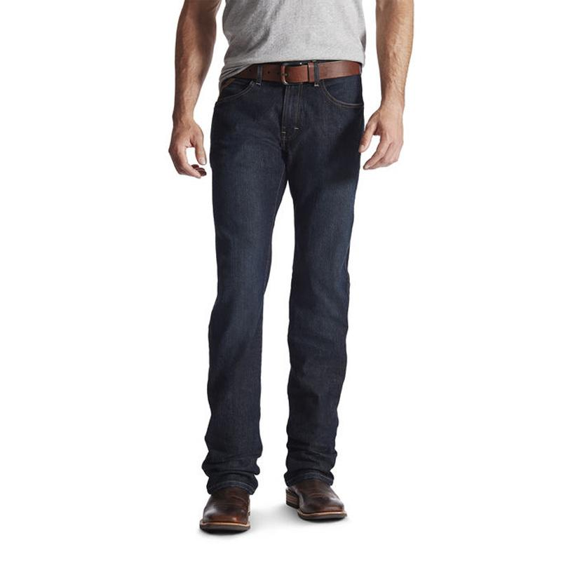 Men's Rebar M5 Slim Durastretch Edge Stackable Straight Leg Jean