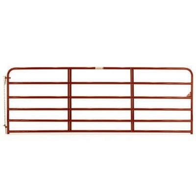 6 Bar Economy Tube Utility Gate