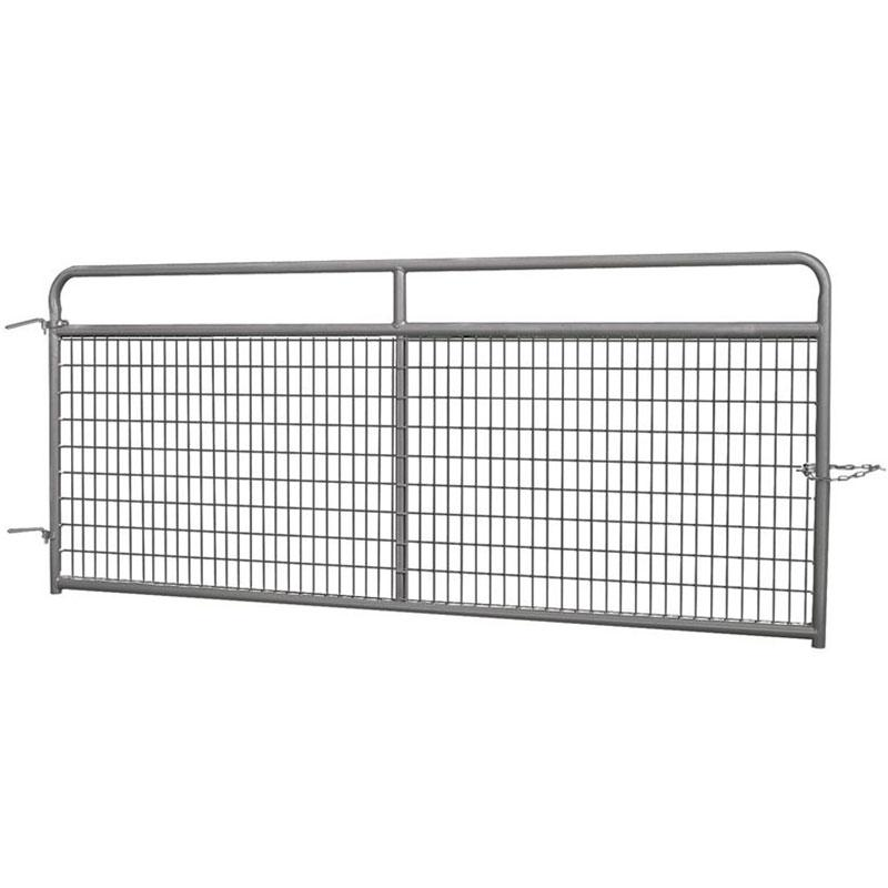 Utility Gate Wire Filled