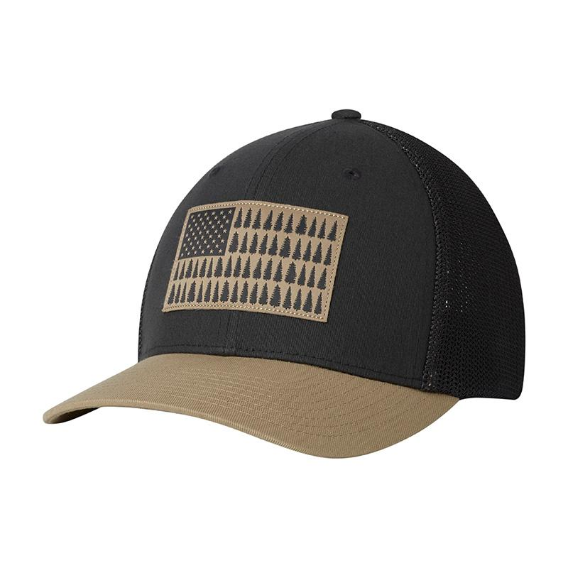 Unisex Columbia Mesh™ Tree Flag Ball Cap