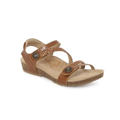 Women's Jillian Braided Quarter Strap Sandal