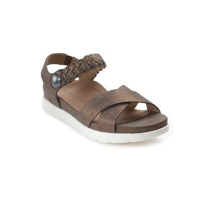 Women's Piper Braided Quarter Strap Sandal