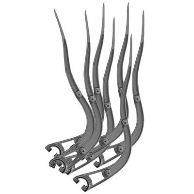 Wave Fork Replacement Tines
