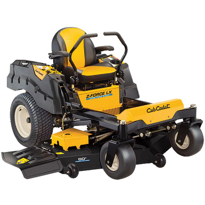 Z- Force ® L/Lx Series 60 Inch Zero Turn Mower