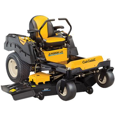 Z-Force® L/LX Series 60 inch Zero Turn Mower