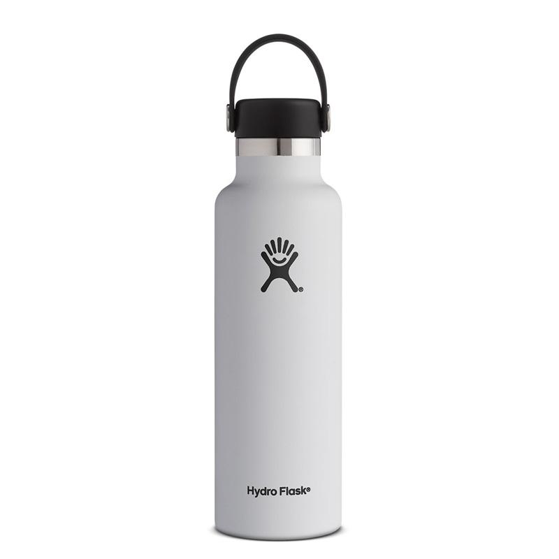 Standard Mouth Flex Cap Bottle - 21 Oz
