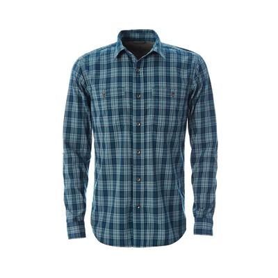 Men's Vista Dry Plaid Long Sleeve Shirt