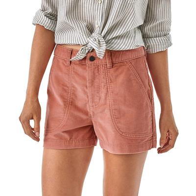 Women's Cord Stand Up Shorts®
