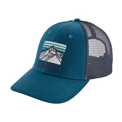 Men's Line Logo Ridge LoPro Trucker Hat